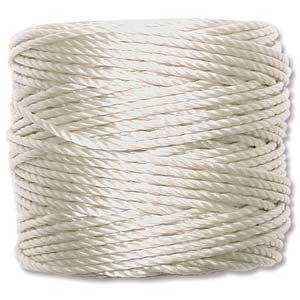 S-Lon, Super Lon Heavy Macrame Cord Tex400 Cream