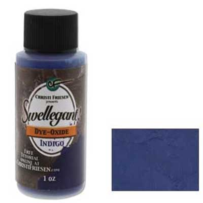 Swellegant Dye-Oxides Indigo 1oz Bottle