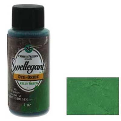 DS Swellegant Dye-Oxides Kelly Green 1oz Bottle