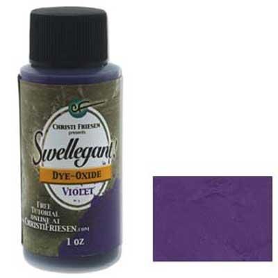 Swellegant Dye-Oxides Violet 1oz Bottle