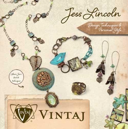 Vintaj Technique Book: Jess Lincoln Design Techniques and Personal Style