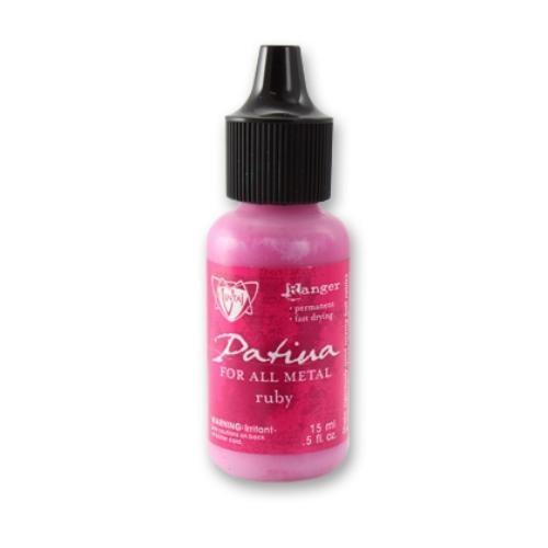 Vintaj Single Patina, Ruby by Ranger x1 0.5oz Bottle
