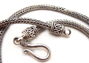 8mm x 4mm x 100mm D SHAPE SECTION STERLING SILVER WIRE JEWELLERY MAKING
