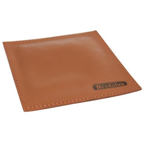 Block/Leather Slimline Sandbag Pad 4 inch Jewellers Bench Tool (Beadalon)