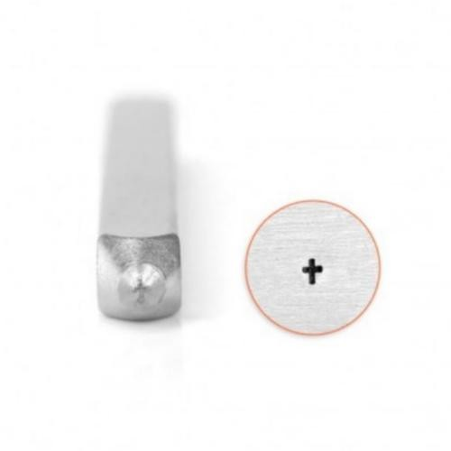 ImpressArt Cross 2.5mm Metal Stamping Design Punches