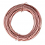 Aluminium Wire 18 gauge (1mm) x39ft (12m) Rose Gold