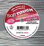 Soft Flex - Soft Touch 7 Strand Beading Wire - Very Fine .010 10ft / 3.05m roll Satin Silver