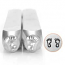ImpressArt Feet Outline (Pair of) 6mm Metal Stamping Design Punches