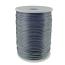 Beadsmith Knot It Dark Grey 2mm Satin Braiding Cord 144yd Bulk Spool