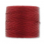 S-Lon, Superlon Tex 210, 0.5mm Bead Cord Red Hot