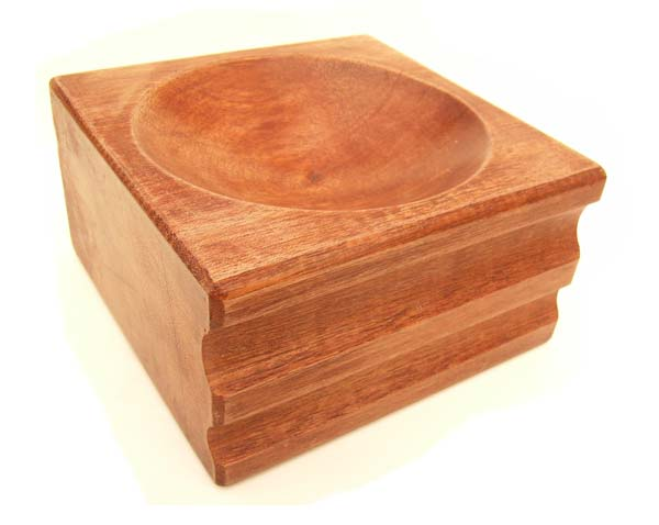 Large Wooden Shaping Block- Jewellery Tools