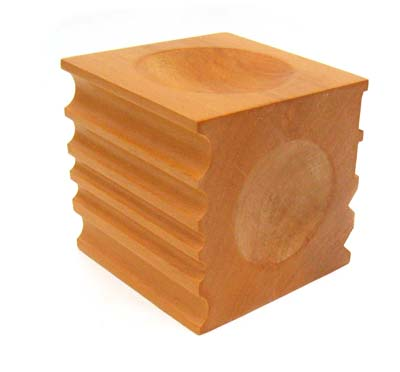 Wood Forming Block - Jewellery Tools