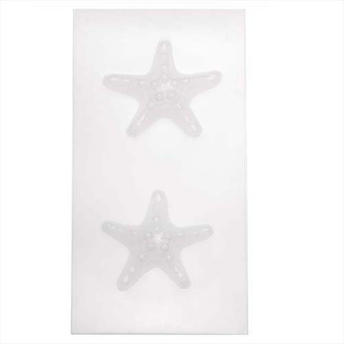 Resin Mould - Starfish (2-on-1) 68mm