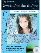 Design Originals - Digital Scrapping - Swirls, Doodles & Dots CD