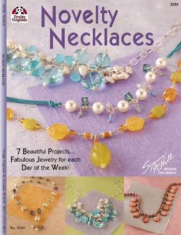 Novelty Necklaces - Design Originals Book