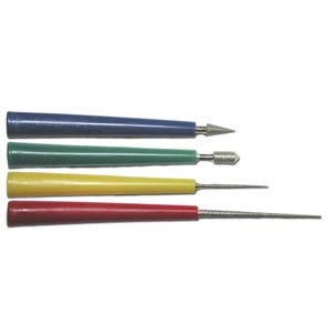 Beadsmith 4-Piece Bead Reamer Set - Tools