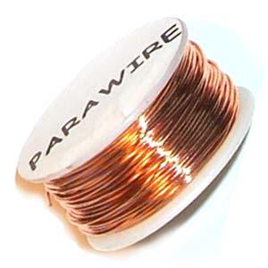 ParaWire - Wire 32g Copper Natural non Tarnish per Spool