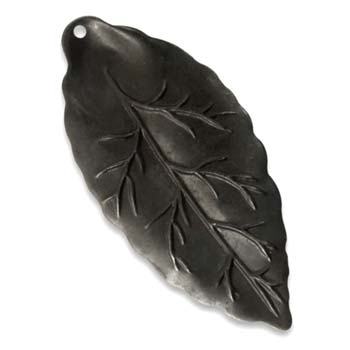 Vintaj Arte Metal 45.5x21mm Bay Leaf