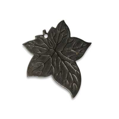 Vintaj Arte Metal 31.5x30.5mm Ancient Leaf