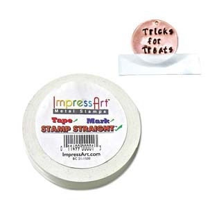ImpressArt Stamp Straight Tape™ 20ft roll