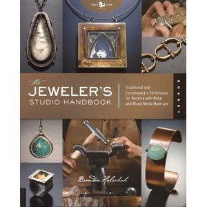 The Jewelers Studio Handbook - Holschuh