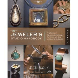 The Jewelers Studio Handbook - Holschuh