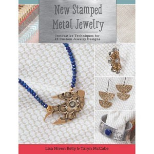 New Stamped Metal Jewellery - Lisa Niven Kelly & Taryn McCabe