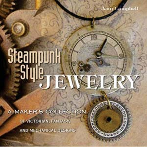 SteamPunk Style Jewellery - Jean Campbell