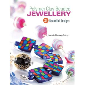 Polymer Clay Beaded Jewellery - Isabelle Cheramy-Debray