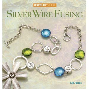 Silver Wire Fusing - Jewellery Studio - Liz Jones