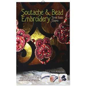 Soutache & Bead Embroidery by Amee K. Sweet-McNamara