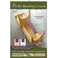the Ricks Beading Loom Booklet by Paul Ricks - BOOK