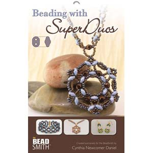Beading with SuperDuos by Cynthia Newcomer Daniel