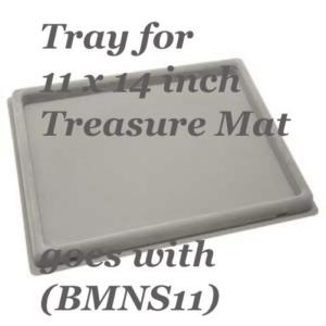 Beadsmith Bead Mat Tray, (for 14x11 inTreasure Mat)