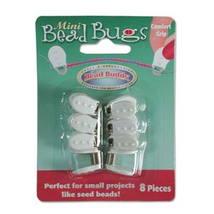Mini Bead Bugs 8pc pack