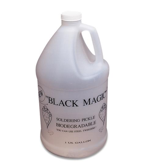 Black Magic Pickle - 1 Gallon