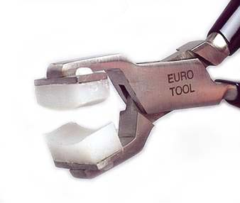 Eurotool Nylon Bracelet Bending Plier (Choose Plier or Jaws)