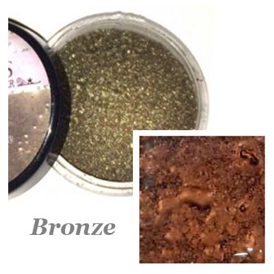 ICED Enamels® – Tarnished Bronze Relique Powder 15ml