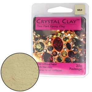 Crystal Clay Gold 25 Gram