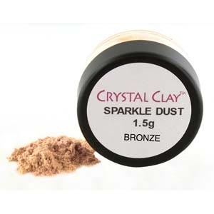 Mica Powder Sparkle Dust 1.5g pot - Bronze