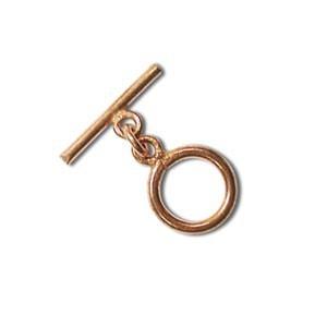 Pure 100% Copper 11x16mm Toggle x1
