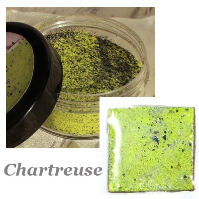 ICED Enamels® – Chartreuse Relique Powder 15ml