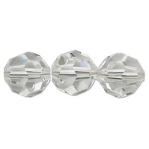 Swarovski Crystal Beads 6mm Round Crystal x1