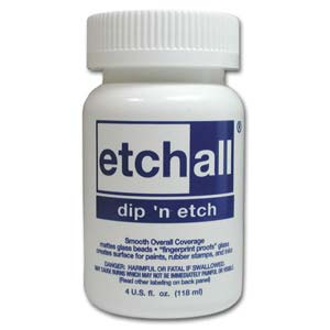 EtchAll - Dip n Etch Fluid - 4 us fl.oz