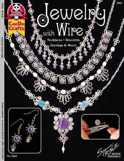 Jewellery with Wire - Design Originals Book
