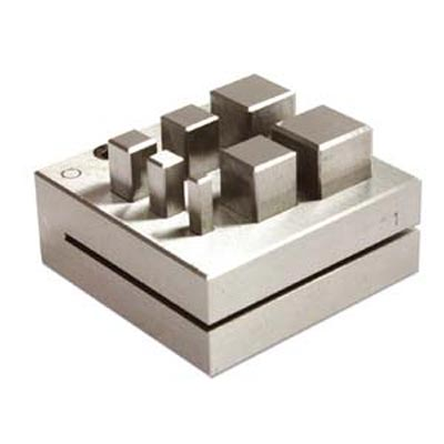 *Special Order* Disc Cutter Squares Cutting Set 7 Sizes - Jewellers Tools (Put in cart for price)