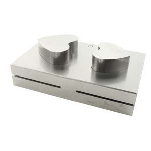 *Special Order* Disc Cutter Cutting Set Jewellers Tools (Put in cart for price) NEW 2 JUMBO HEART