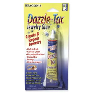 Beacon Dazzle-Tac Jewellery Glue 1 oz 33.3 ml