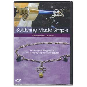Soldering Made Simple DVD - Joe Silvera