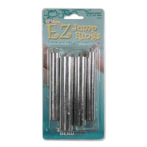 Beadsmith EZ Jump Ring Maker Mandrels for Large sizes, 10,12,14,16mm